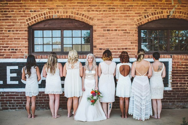 Southern Boho Wedding at The Cotton Warehouse