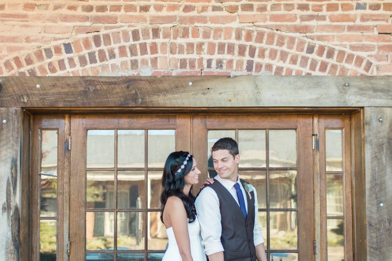 Boho Eclectic Jewel Toned Wedding