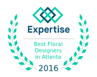 Best Floral Designers in Atlanta 2016